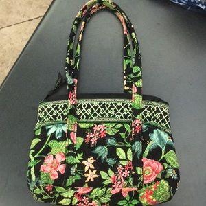 Vera Bradley botanical purse